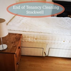 end of tenancy cleaning services stockwell