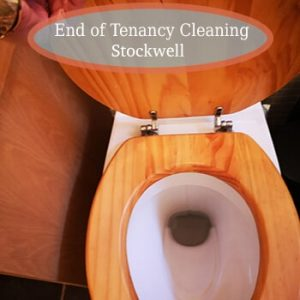 end of tenancy cleaning stockwell