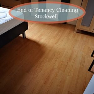 end of tenancy stockwell